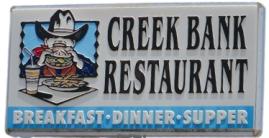Creekbank Restaurant